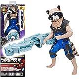 Funko Les Gardiens de la Galaxie–Figurine Titan, 30cm Rocket Raccoon