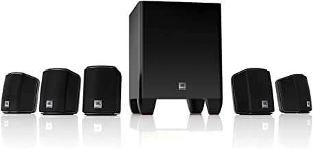 JBL Cinema 510 5.1 Home Theater Speaker System with Powered Subwoofer