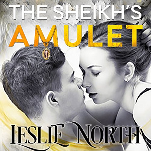 The Sheikh's Amulet audiobook cover art