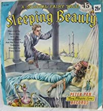 David Ross With The The Mullen Sisters And The Peter Pan Orchestra – Sleeping Beauty (1959 Vinyl 45, 7 inch)