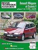E.T.A.I - Revue Technique Automobile 119 - RENAULT MEGANE et SCENIC I - 1995 à 1999