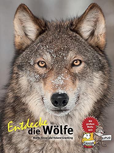 Entdecke die Wölfe (Entdecke - Die Reihe mit der Eule: Kindersachbuchreihe)