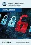 Seguridad en equipos informáticos. IFCT0109 - Seguridad informática