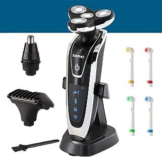 Amazon.es: Kemei - Afeitadoras eléctricas rotativas para hombre ...