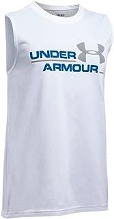 Under Armour Boys Duologo Tank