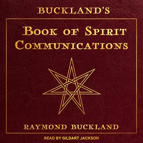 Buckland's Book of Spirit Communications cover art