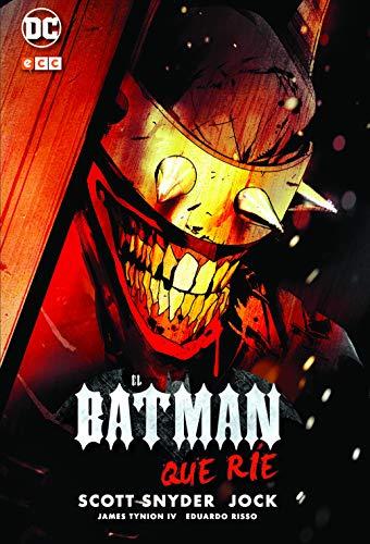 El Batman que ríe
