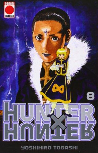 Hunter X Hunter 8 (Manga - Hunter X Hunter)