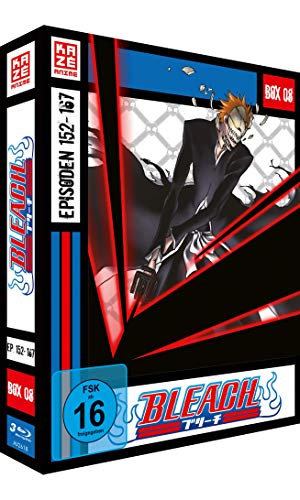 Bleach - TV Serie - Vol.8 - [Blu-ray]