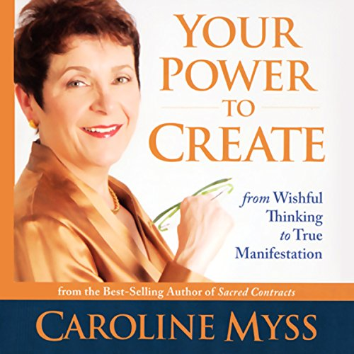 Your Power to Create audiobook cover art
