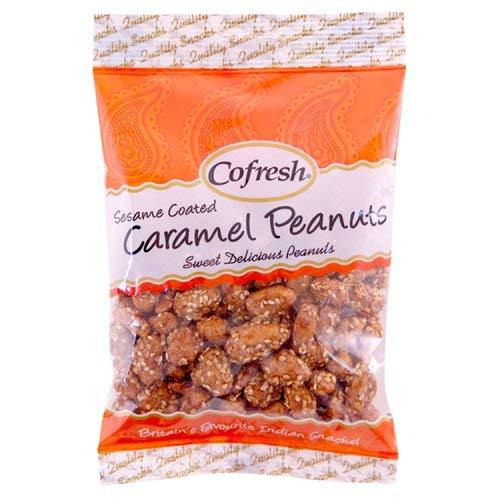 Cofresh Sesame Coated Caramel Peanuts 150g