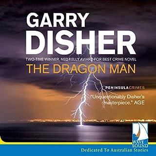 Dragon Man audiobook cover art