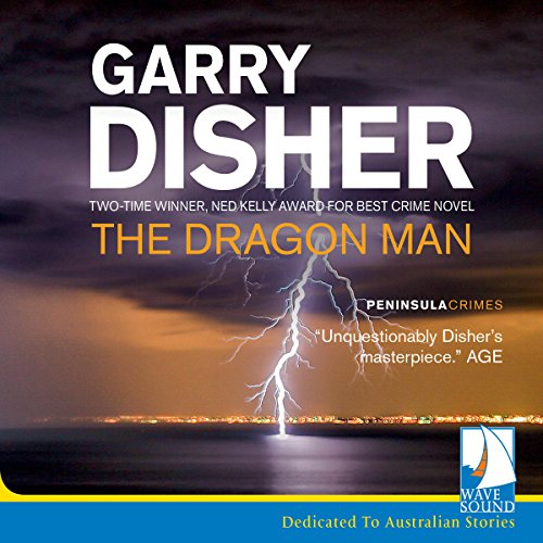 Dragon Man audiobook cover art