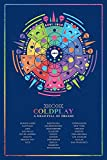 Super Collection Coldplay British Rock Band A Head Full of