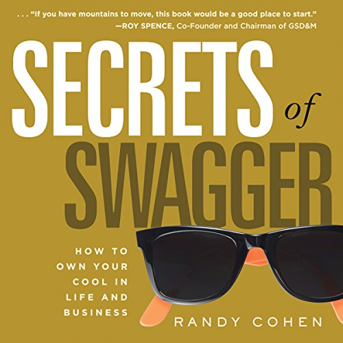 Secrets of Swagger audiobook cover art