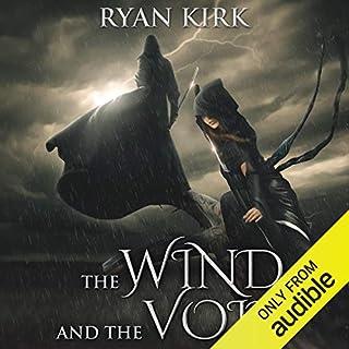 Page de couverture de The Wind and the Void