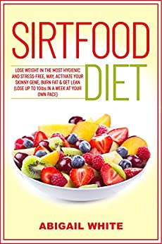 Book cover image for Sirtfood Diet