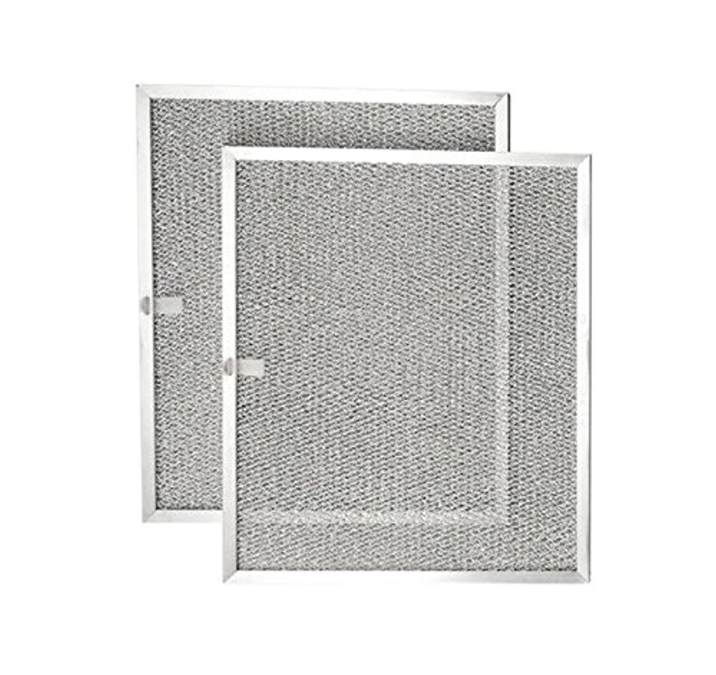 Happy-shoP (2-Pack) Filters for Broan Nutone Model 99010299 Aluminum Mesh Range Hood Filter