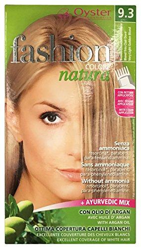 FASHION Natural Kit 9-3 Biondo Chiarissimo Dorato Prodotti per capelli