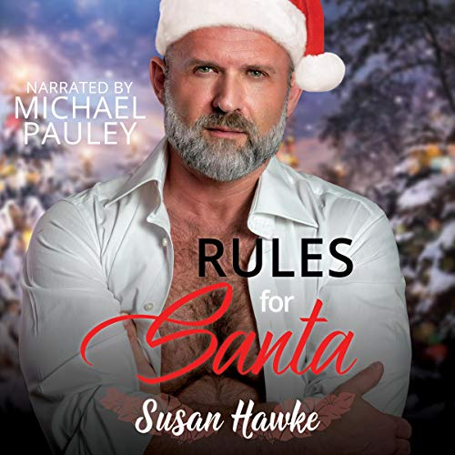Rules for Santa audiobook cover art