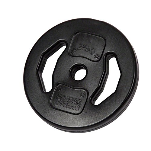 Pumpset! Hantelscheibe aus Vinyl, Gewichte, Kurzhantel, Langhantel, 2,5 kg