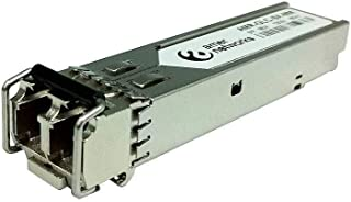 Amer Cisco SFP-GE-T Compatible TX SFP Trans - for Data Networking 1 RJ-45 1000Base-TX Network LAN - Twisted PairGigabit Et...