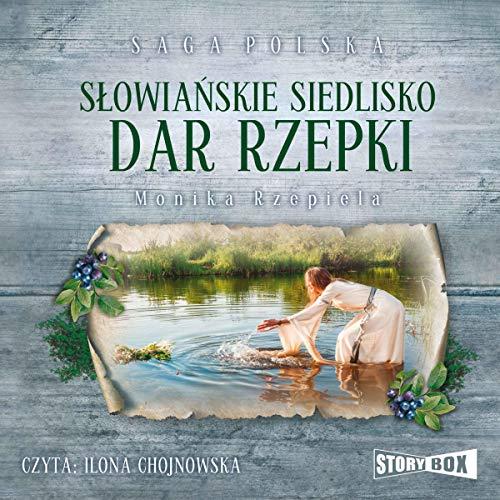 Dar Rzepki audiobook cover art