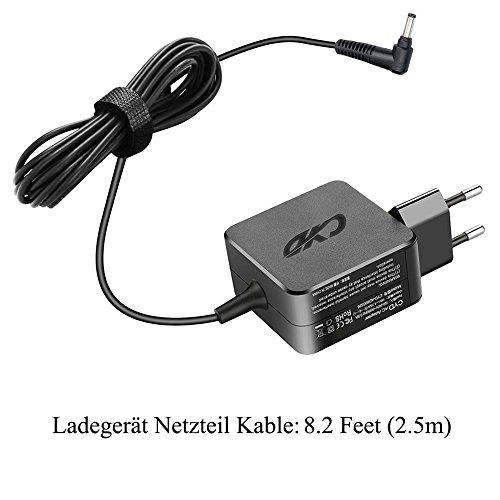 CYD 65W 20V 3.25A PowerFast-Notebook-Netzteil für Lenovo IdeaPad Flex 4 Flex 5 Flex 6 Flex 4-1470 4-1435 4-1480 4-1570 4-1580 4-1130 Flex 5-1470 5-1570 Flex 6-11IGM 110-15ISK 110-15IBR 110-15ACL