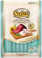ニュートロ とろけるツナ&白身魚 20本入り