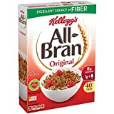 All Bran Cereal, Original, 18.3-Ounce Boxes (Pack of 5)