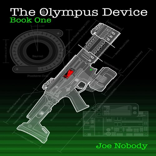 The Olympus Device, Book One audiobook cover art
