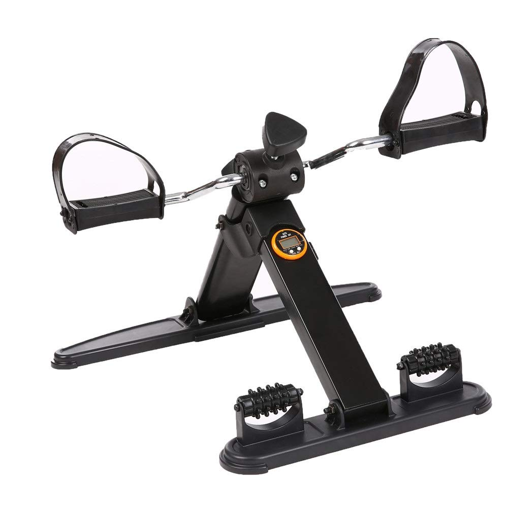 NO BRAND Fitness Stepper Ajustable Mini Fitness Gym Machine Cardio Exercise Machine Torsion Action Máquina elíptica Interior Fitness Escalera Stepper (Color : Negro, tamaño : 38x25x15cm): Amazon.es: Hogar
