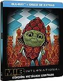 Men in Black: International - Edición Especial Metálica (BD + BD Extras) [Blu-ray]