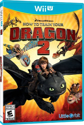How to Train Your Dragon 2: The Video Game - Wii U by Little Orbit