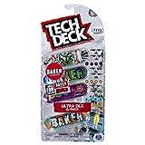 Tech Deck - 96mm Fingerboards - Ultra DLX 4-Pack - Baker