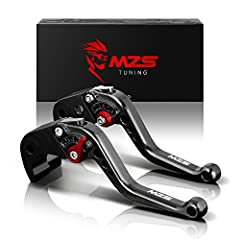 "NOTICE: Please check the Levers ""title"" or ""products description"" to make sure that this model type and model year work for your bike before ordering. Be sure to follow the installation instructions (in the box) to check and test before riding. COMPO..."
