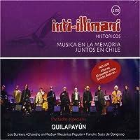 Historicos by Inti-Illimani