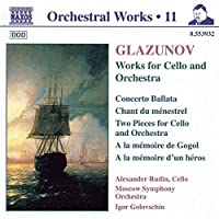 Glazunov: Orchestral Works 11