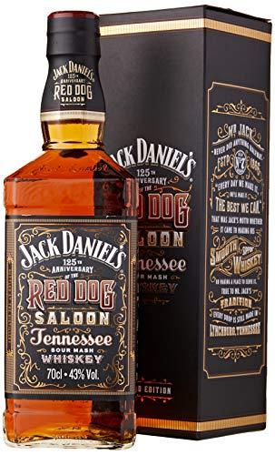 professionnel comparateur Jack Daniel's Red Dog Saloon Edition Limitée 70cl Whisky choix