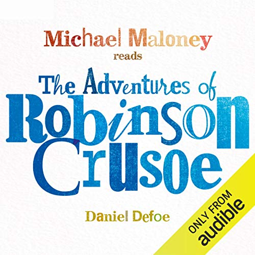 The Adventures of Robinson Crusoe copertina