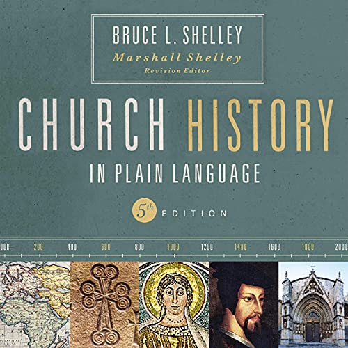 Church History in Plain Language, Fifth Edition cover art