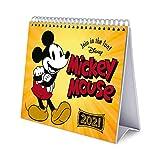 Grupo Erik Disney Mickey 2021 Desk Calendar - Desktop Calendar 2021