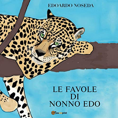 Le favole di nonno Edo audiobook cover art