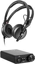 Sennheiser HD 25 Plus Headphones (HD25 Plus, w/Fiio E10K)