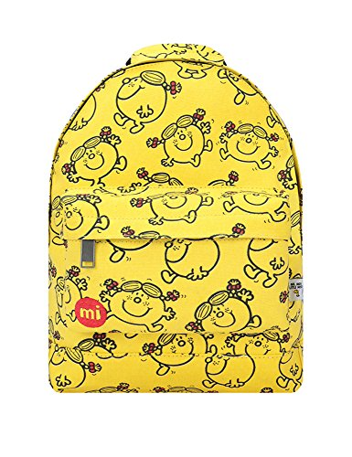 Mi-Pac Mi-Pac Mini Little Miss Sunshine Mochila Infantil, 33 cm, Amarillo (Yellow)