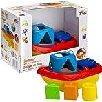 Baby Bath Boat - Shape Sorting Function