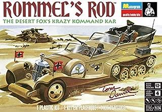 1/24 Tom Daniel's Rommel's Rod