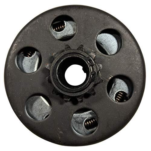 "Auto Express Centrifugal Clutch 3/4"" BORE #35 Chain 12T for GO Kart Mini Bike Engine 3/4 BAR"