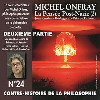 Contre-histoire de la philosophie 24.2 cover art
