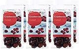 tegut... Cranberries getrocknet, 6er Pack (6 x 125 g)